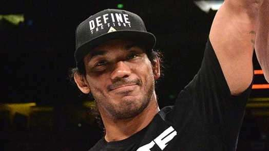 Benson Henderson earned the win after Patricio Freire
