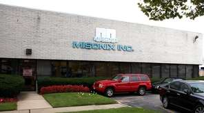 Misonix Inc. in Farmingdale, seen on Sept. 11,