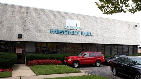 Misonix Inc. in Farmingdale, seen on Sept. 11,