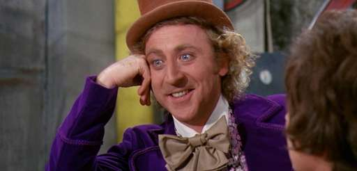 Gene Wilder, best known for his role of