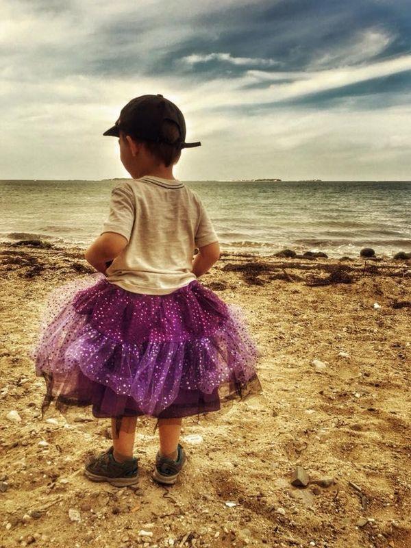 Jen Anderson Shattuck's photo of her son in