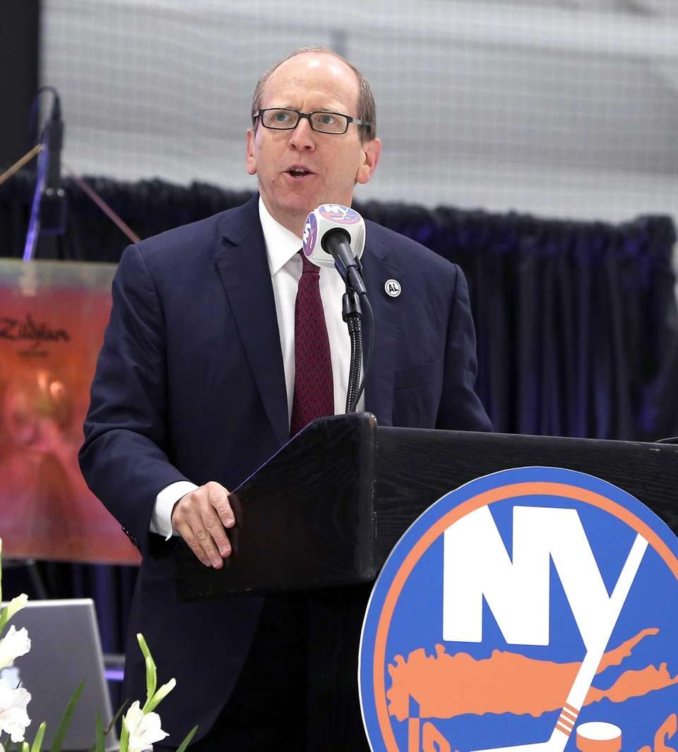 Islander owner Jon Ledecky remembers Al Arbour during