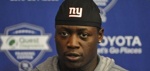 Will Tye #45, New York Giants tight end,