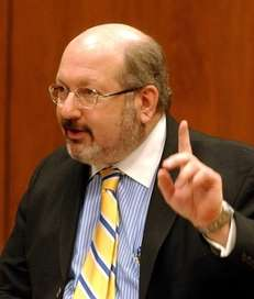 Steven Schlesinger is seen in this photo from
