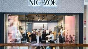 Massachusetts-based knitwear brand Nic+Zoe plans to open its