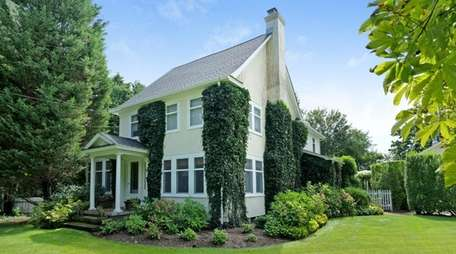 This Water Mill home, listed for $2.495 million,