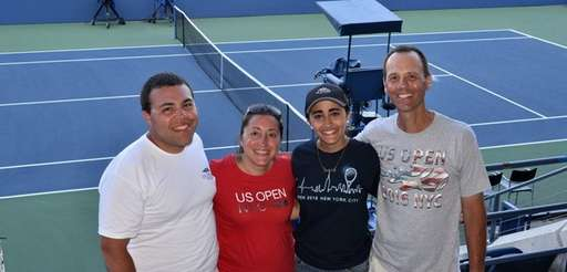 Matthew Bellomo, Antoinette Bellomo, Jessica Bellomo and Michael