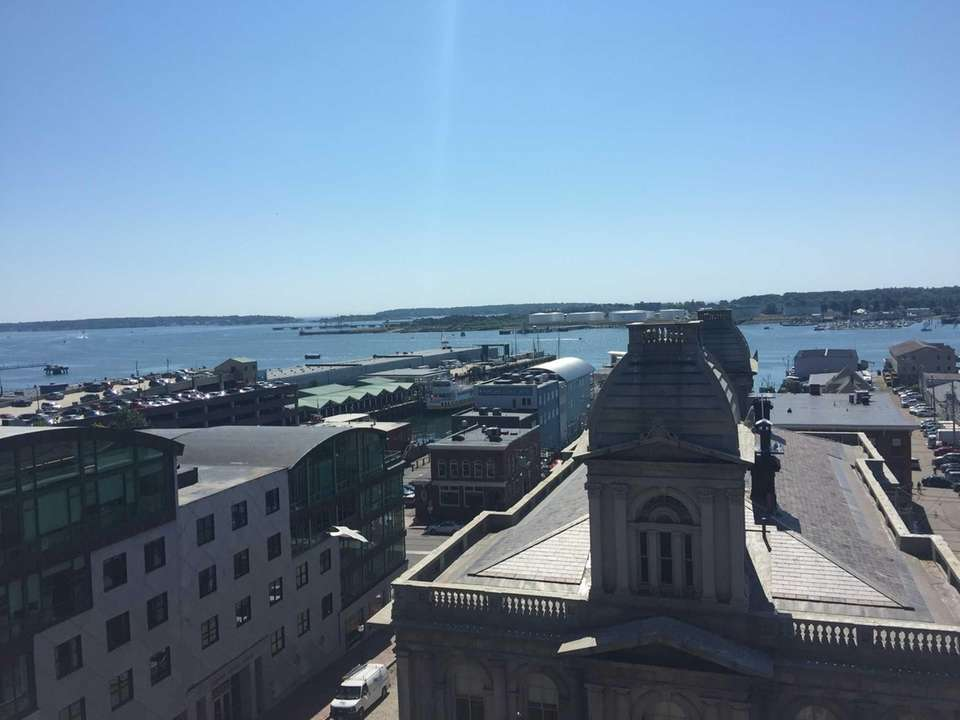 Vacationing Portland Maine June 25th