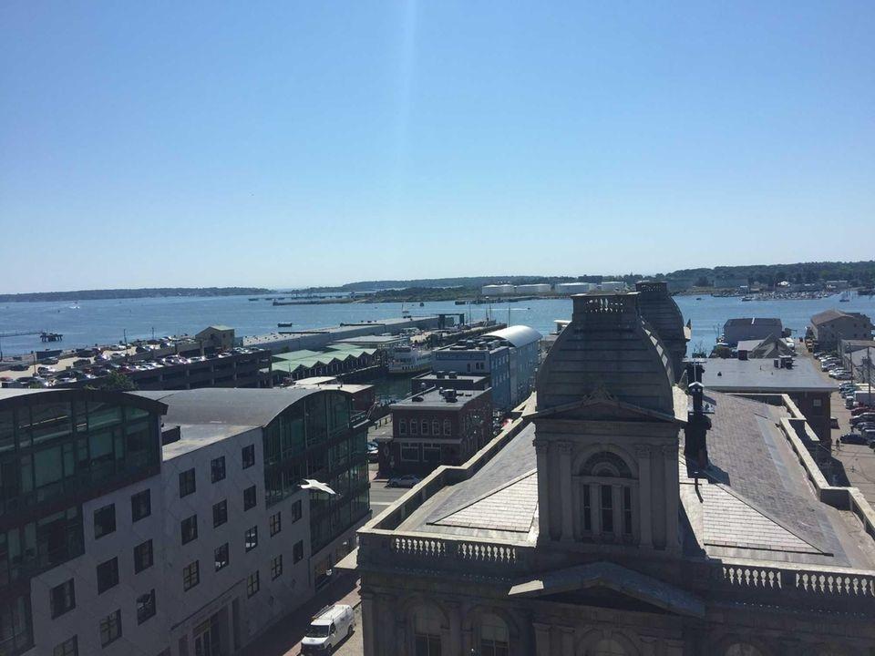 Vacationing Portland Maine June 25th