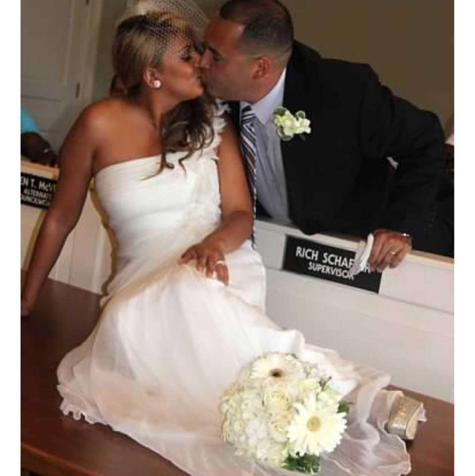 Anthony and Sarai Ortiz married July 5, 2012
