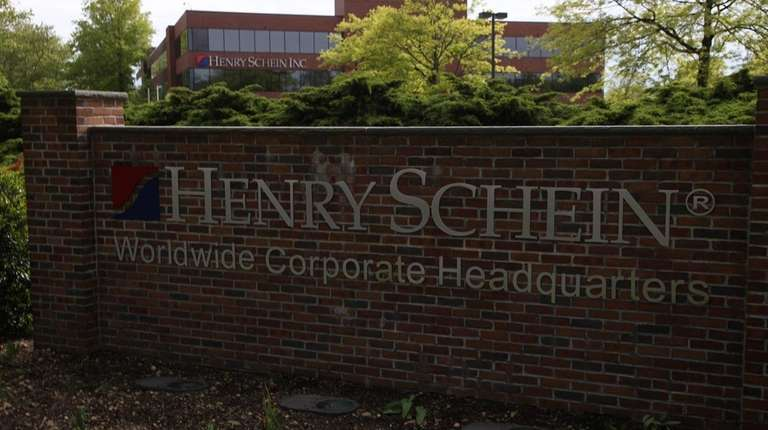 The corporate headquarters of Henry Schein in Melville