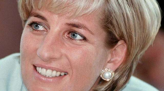 Diana, the Princess of Wales smiles during her