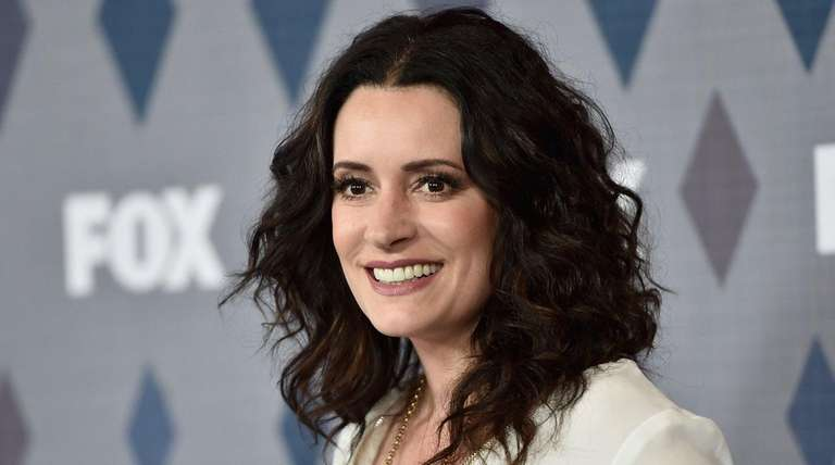 Paget Brewster had previously been on