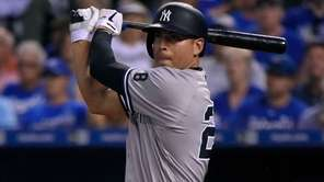 Jacoby Ellsbury of the New York Yankees hits