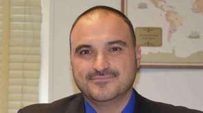 Jonathan Cutolo of Lindenhurst, a special education teacher