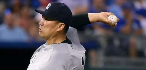 Masahiro Tanaka allowed two runs and four hits