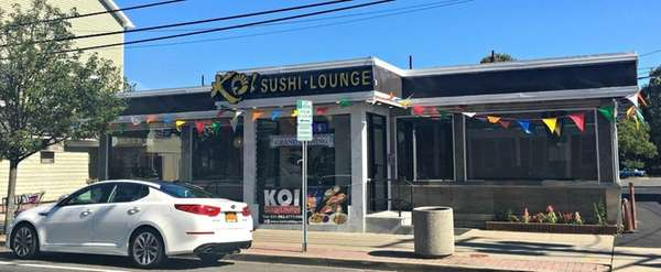 Koi Sushi Lounge opened this week in the