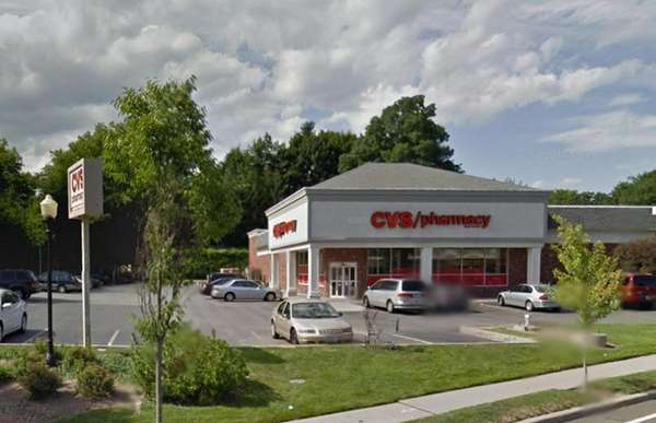 Employees at this CVS on Forest Avenue in