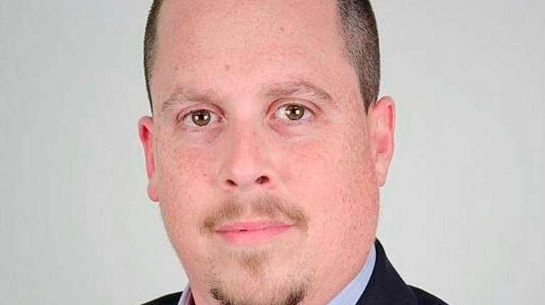 Louis J. Petrucelly, of East Northport, is stepping