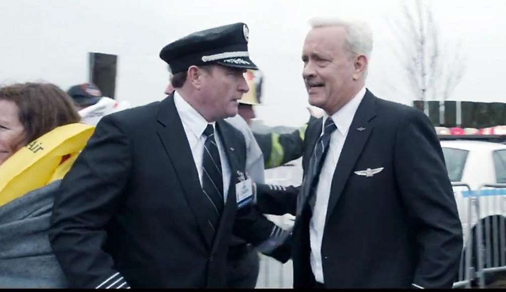 Legendary US Airways pilot Chesley Sullenberger, in