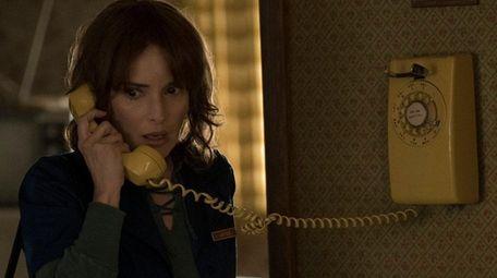 Winona Ryder stars in Netflix's
