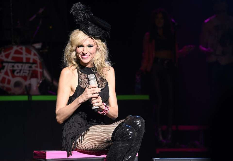 Debbie Gibson performs at the