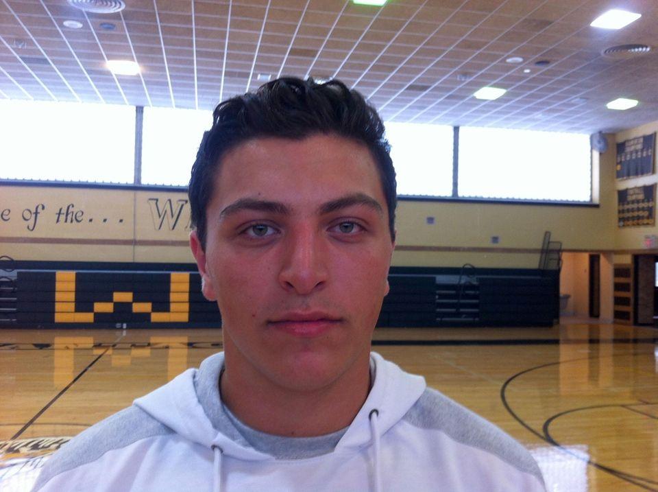 A three-year varsity starter, Valenti is big, fast