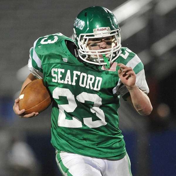 Seaford's Danny Roell.