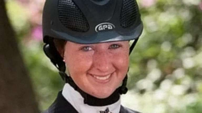 Rebecca Weissbard, 22, of Manorville, was killed Wednesday,