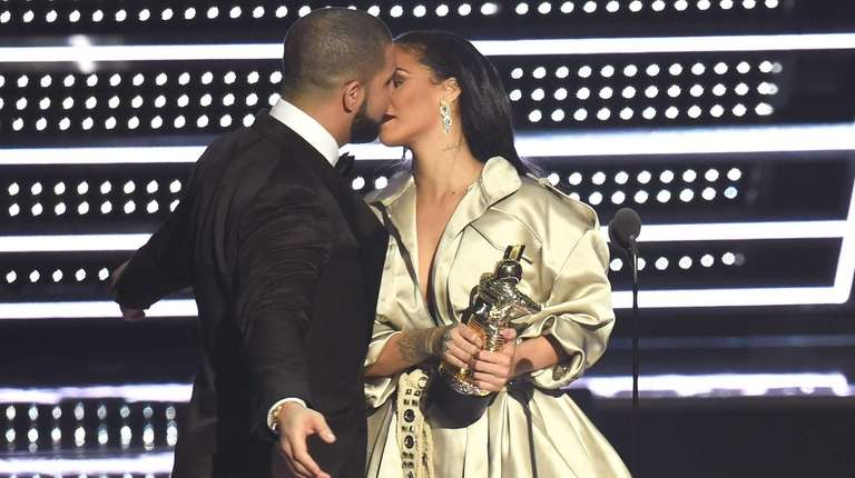 Drake said he's been in love with Rihanna