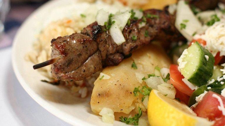 Greek Bites Grill has closed its Mattituck location