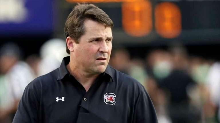 Will Muschamp contract at South Carolina