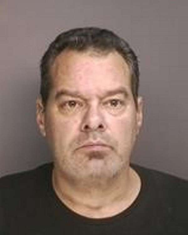 Ronald J. Bagger, 50, of Ridge, was arrested