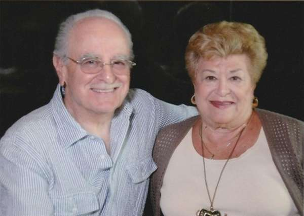 Michael and Joan Izzi of Hauppauge celebrated their