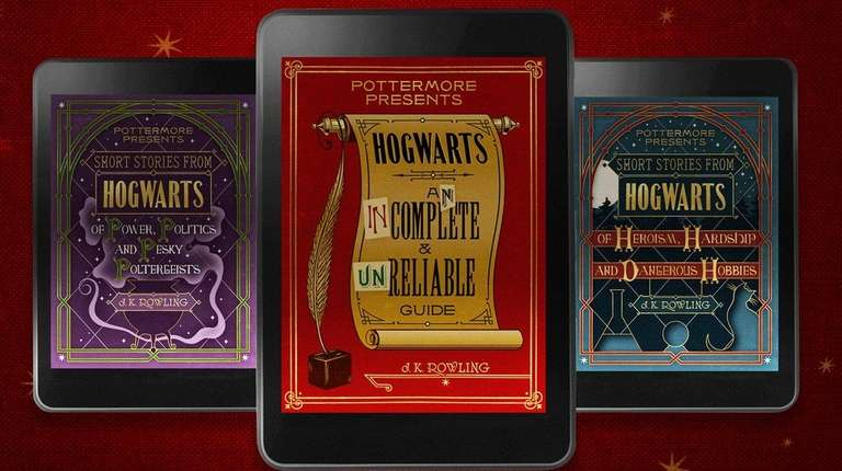 J.K. Rowling is scheduled to publish a series