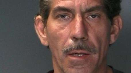 Edward Stanchio, 48, told police he swerved to