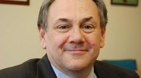 John S. Nader, provost of upstate SUNY Delhi,