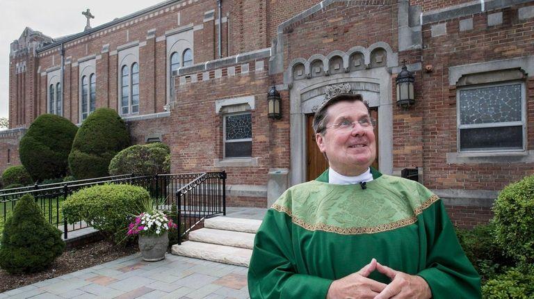 Rev. Msgr.James P. Swiader of St. Joseph Catholic