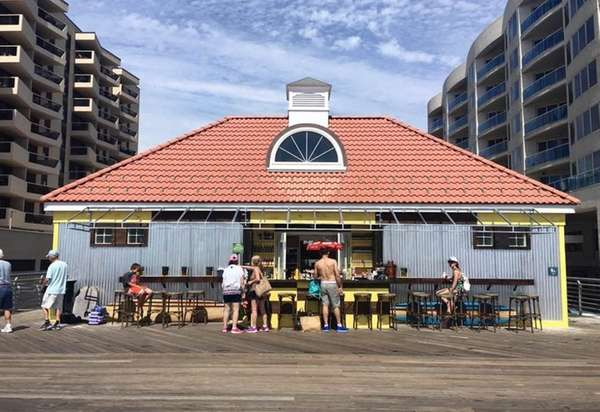 Shakes and Shuckers is now open on the