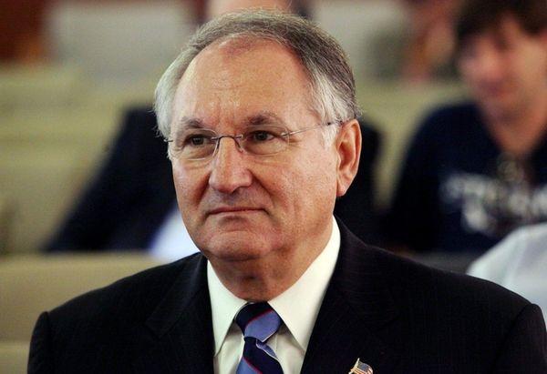 Nassau County Comptroller George Maragos in Mineola on