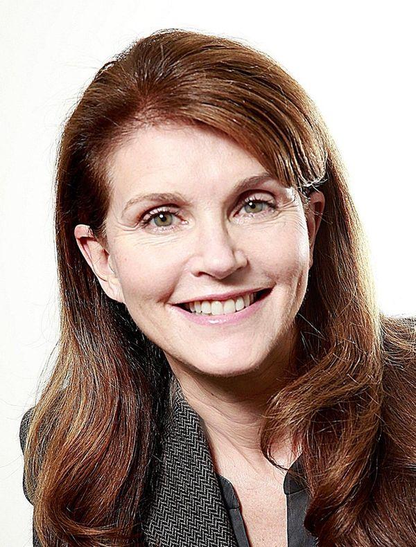 Anna Throne-Holst, a Democrat running against GOP Rep.
