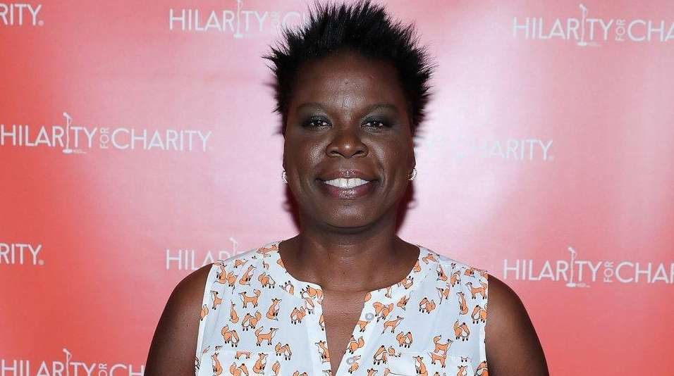Comedian Leslie Jones tweets about