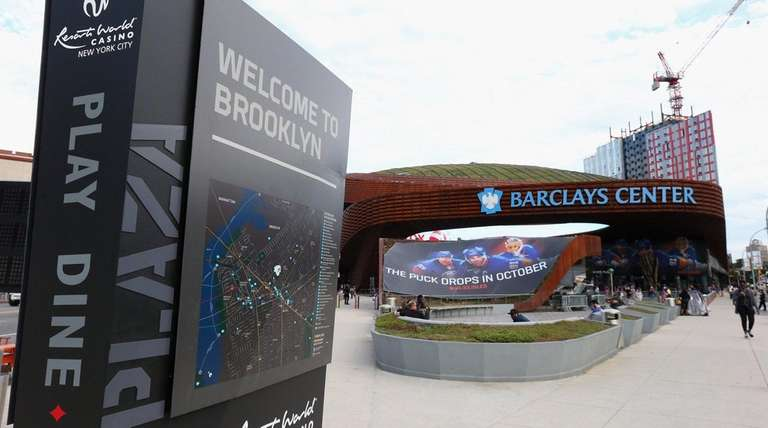 The Islanders could leave the Barclays Center after