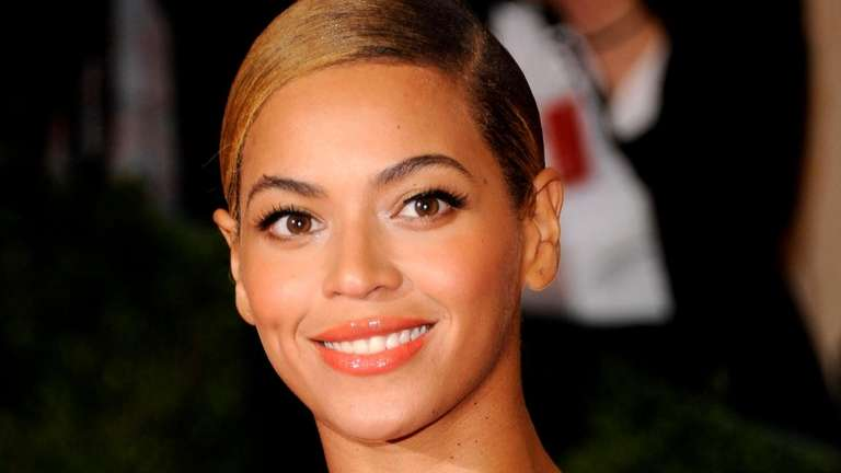 Beyoncé spent the weekend with her family, first