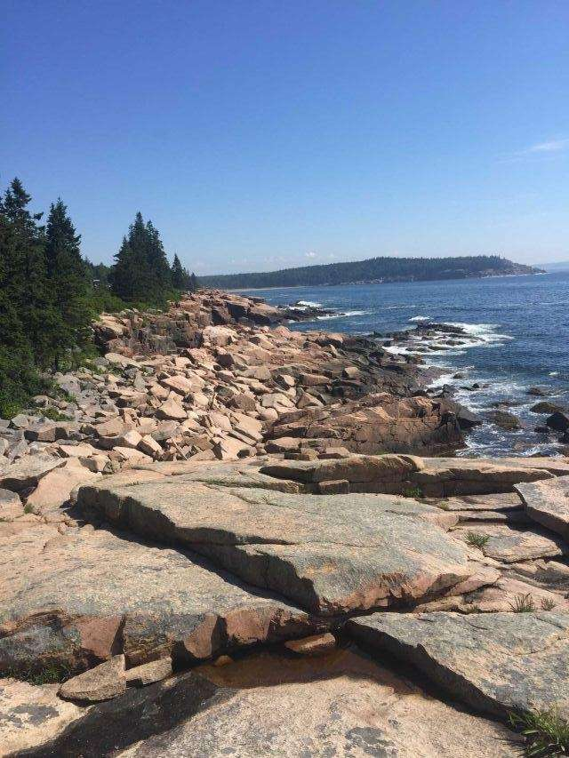 Family vacation Acadia NP