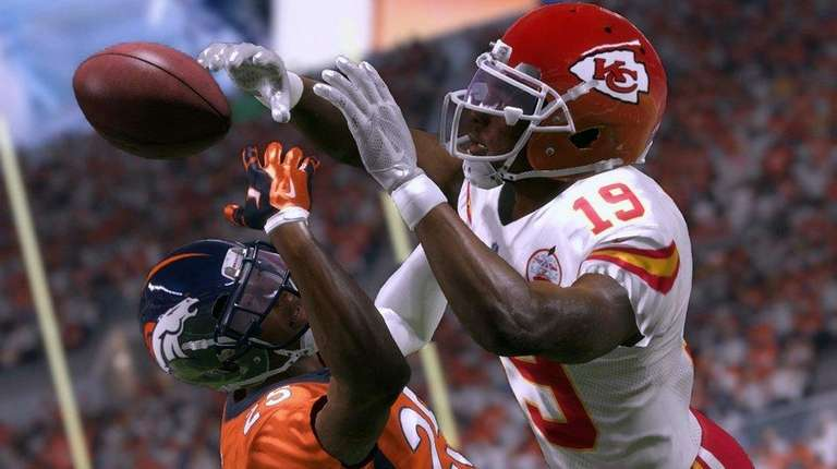 Madden NFL 17 is aimed at a wider