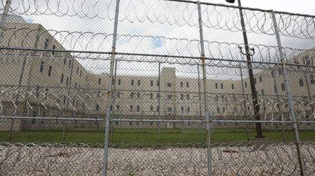 The Nassau County Correctional Facility on Tuesday, Aug.