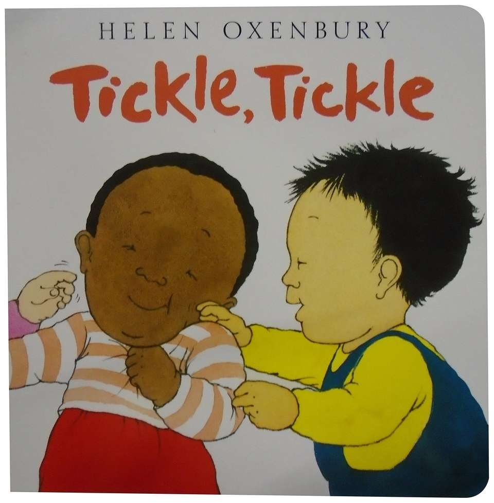 More than just a story about tickling, this