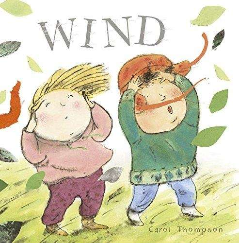 Ever play outside on a windy day? This