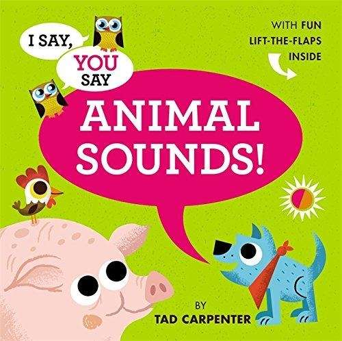 Little readers can learn about the barnyard as